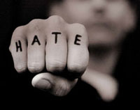 Why will you hate?