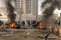 Al-Qaida Claims Responsibility for Twin Suicide Bombings in Baghdad