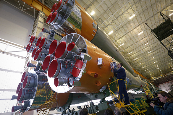 USA desperately tries to replace Russian rocket engines. USA gets rid of Russian engines