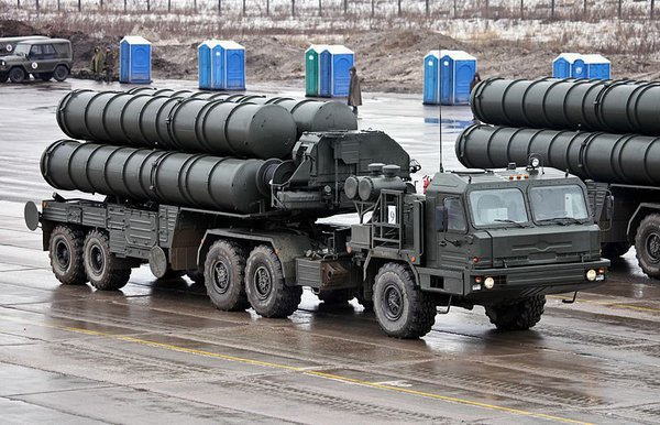 Russia sells S-400 missile systems to Saudi Arabia, keeps other details secret. 61423.jpeg