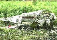 All 5 people killed in Ukraine plane crash are Czechs