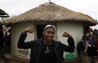 Masculine Female Runner Caster Semenya Receives New House