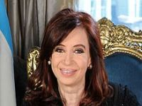 Kirchner maintains majority, but loses major Argentine cities. 51425.jpeg