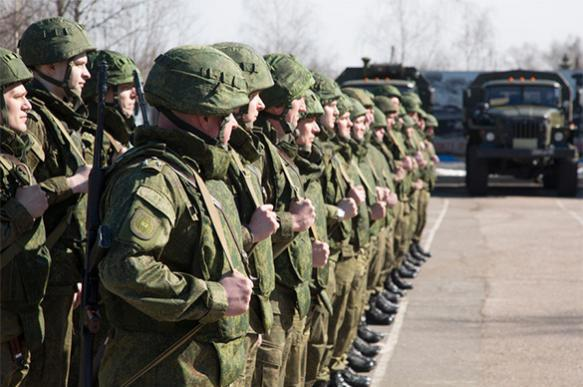 Putin allows foreigners in the Russian army to fight abroad. 61425.jpeg