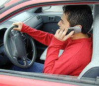 Calling while driving is as dangerous as driving drunk