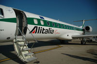 Dutch Minister hopes for merger of Alitalia and Air rance-KLM