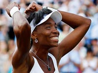 Venus Williams Moves on at US Open