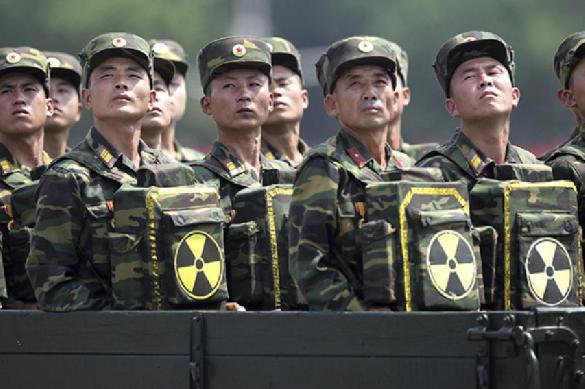 Kim Jong-un: 'Nuclear weapons let people enjoy happy life under blue skies'. 61427.jpeg