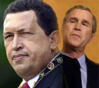 Chavez says Bush represents most murderous empire in history