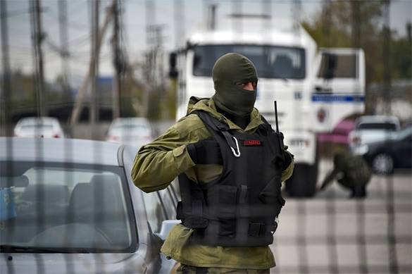Ukrainian spy detained in Russia. Spies