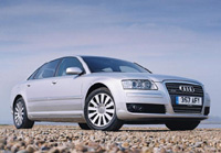 Car maker Audi announces half percent sales rise