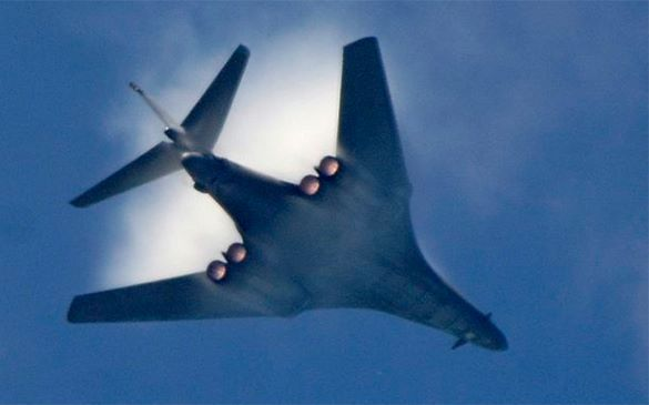US to work through nuclear attacks at Russian borders. B-52