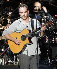 US Military Academy gets Dave Matthews