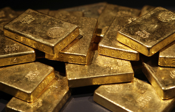 Russia becomes world's largest buyer of gold. Russia as largest buyer of gold