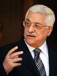 Abbas tells Bush: Now is time to resume peace talks