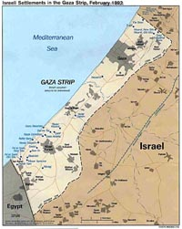 Gaza-Egypt border reopened in one direction