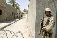 U.S. forces rescue 41 Iraqi civilians from al-Qaida hide-out