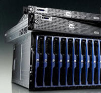 Dell designs blade servers to outstrip HP and IBM