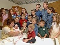 Arkansas family prepares for baby number 19