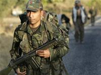 USA applauds to Turkey's incursion in Iraq