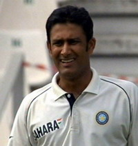 Anil Kumble appointed as new test captain in India