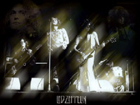 Led Zeppelin returns to stage