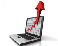 US economic indicators rise showing the end of recession
