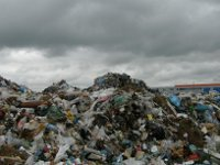 Russia drowns in 60 million tons of garbage a year. 50436.jpeg