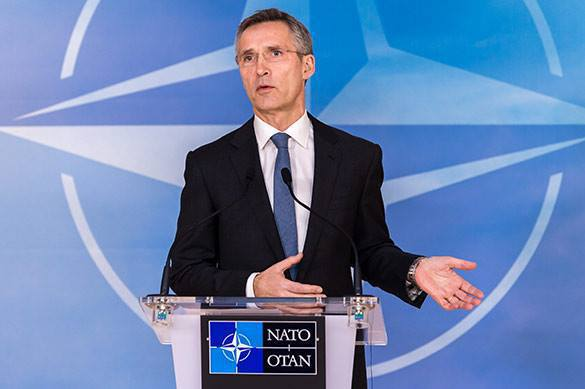 NATO's Secretary General calls not to isolate Russia. Stoltenberg