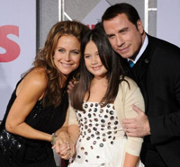 John Travolta and Kelly Preston Expect New Child after Death of Their Son