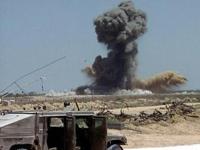 Terrorist attack by Israel