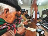 Latin America: Pensioners are best treated in Bolivia. 51439.jpeg