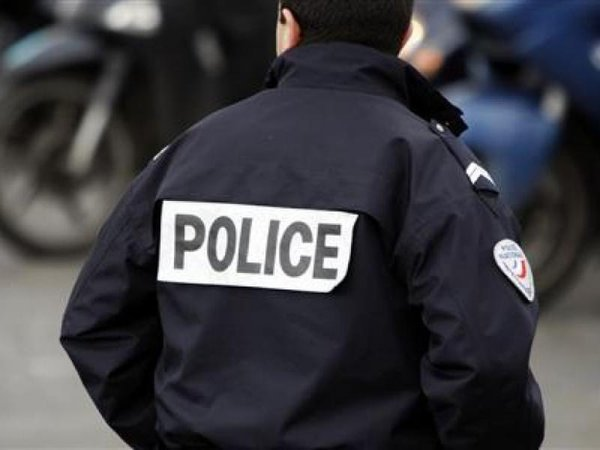 France prevents yet another terror act by chance. Police