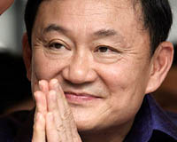 Ex Thai PM Thaksin says he will return to Thailand