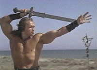 Conan the Barbarian existed!