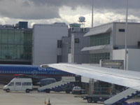 The busiest airport in Europe closed to most flights in terror alert