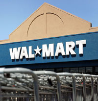 Wal-Mart employees sign up for health care plan amid labor union battles