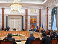 Minsk meeting: Russia stands tall and proud. 53442.png