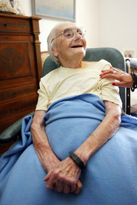France's oldest person dies at 113