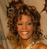 Whitney Houston Returns to Scene for Her Fans