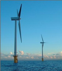 Offshore wind farms to power every home in Britain by 2020
