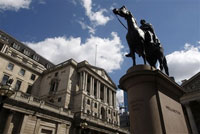 British inflation to rise to 4 percent by next year