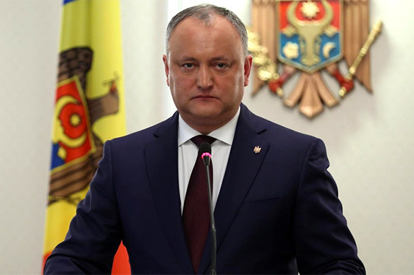 Joining NATO is unacceptable, Moldovan president says. Igor Dodon