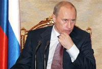 Human Rights Watch shows pressure on Putin