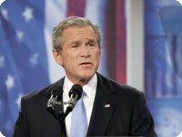 Open letter to US President George W. Bush: Accuse him and his nation