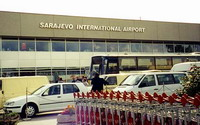 Police arrest suspect in connection with Sarajevo airport theft