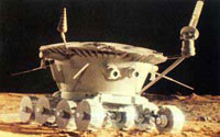 NASA Desperately Looking for Soviet Moon Rover