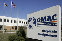 GMAC Is in Talks for Third Lifeline