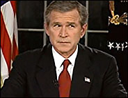 Iraqi government is a `new chapter', Bush says