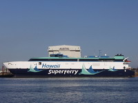 Hawaii Superferry to stop cruises during environment study